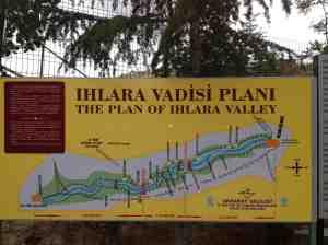 La mappa della valle