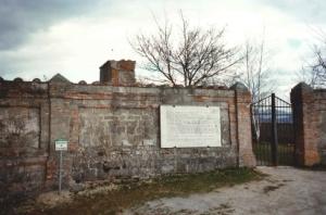 Il cimitero di Casaglia