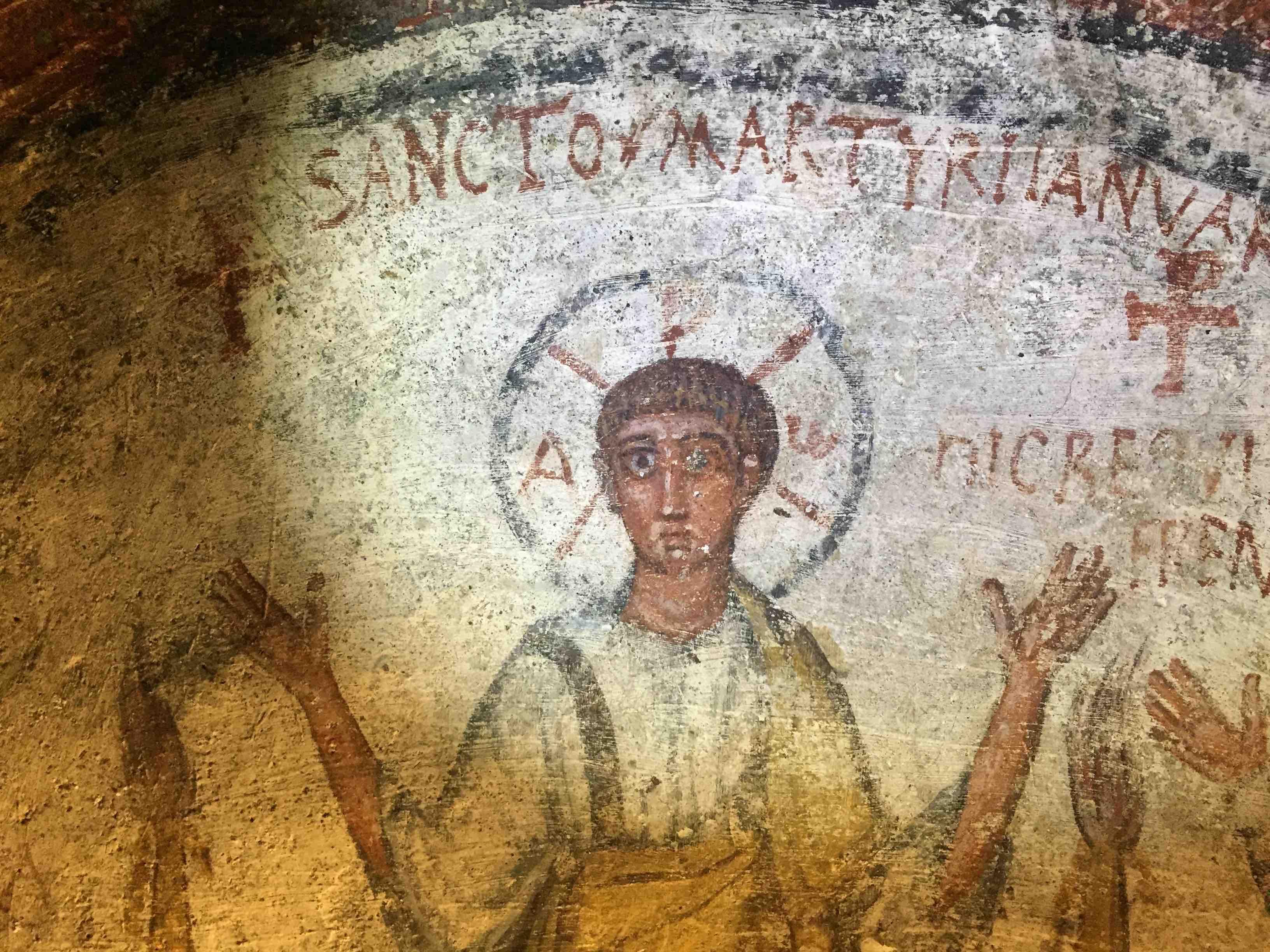 Risultati immagini per catacombe san gennaro