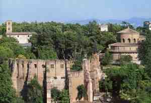 Il complesso monumentale di Sant'Agnese a Roma