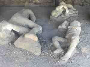 Pompei. Orto dei fuggiaschi
