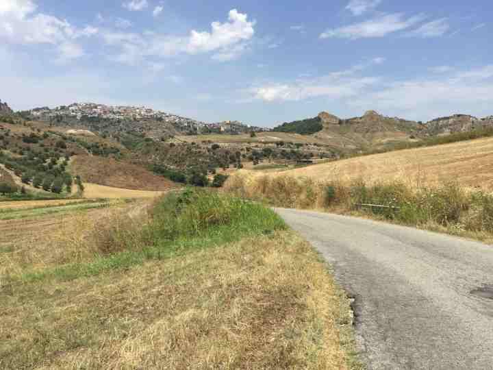 Panorama di Casabona